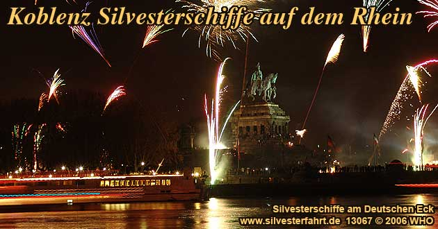 silvester in koblenz 2019 2020 auf dem rhein sylvester. Black Bedroom Furniture Sets. Home Design Ideas