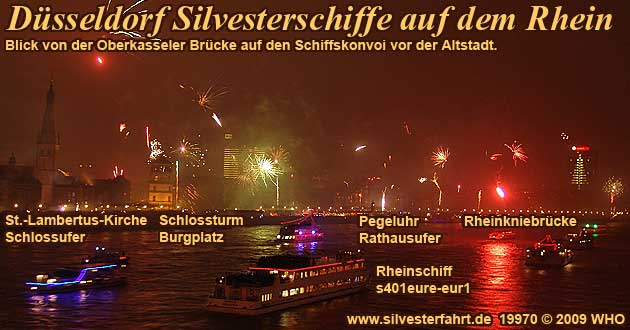 silvester in d sseldorf 2019 2020 auf dem rhein schiff. Black Bedroom Furniture Sets. Home Design Ideas