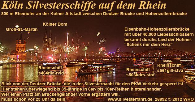 Silvesterangebote 2020 Köln